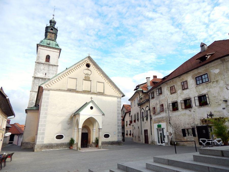 SKOFJA LOKA - Eslovenia