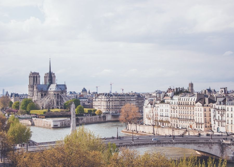 Paris vistas