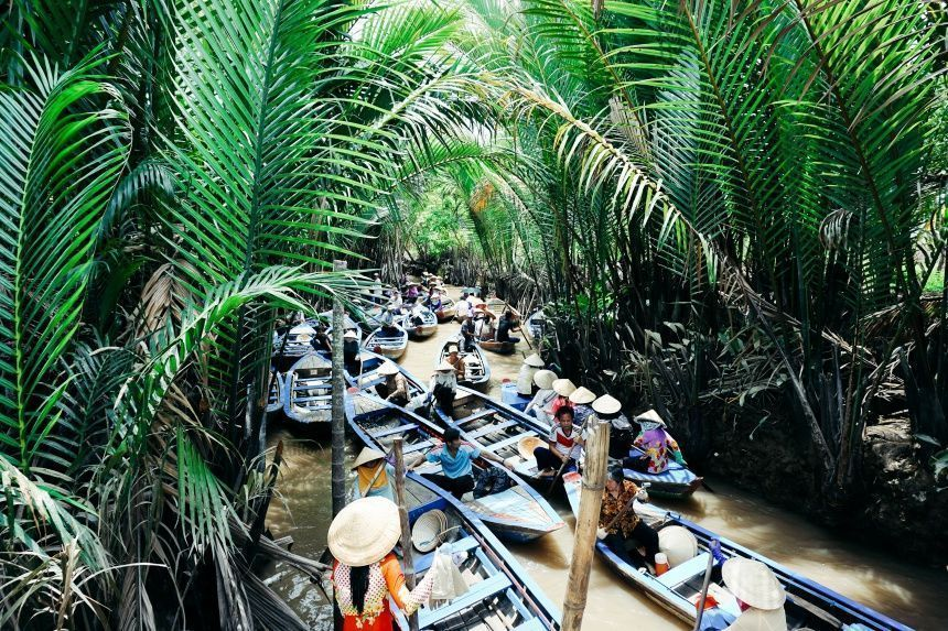 Preparativos de viaje a Vietnam