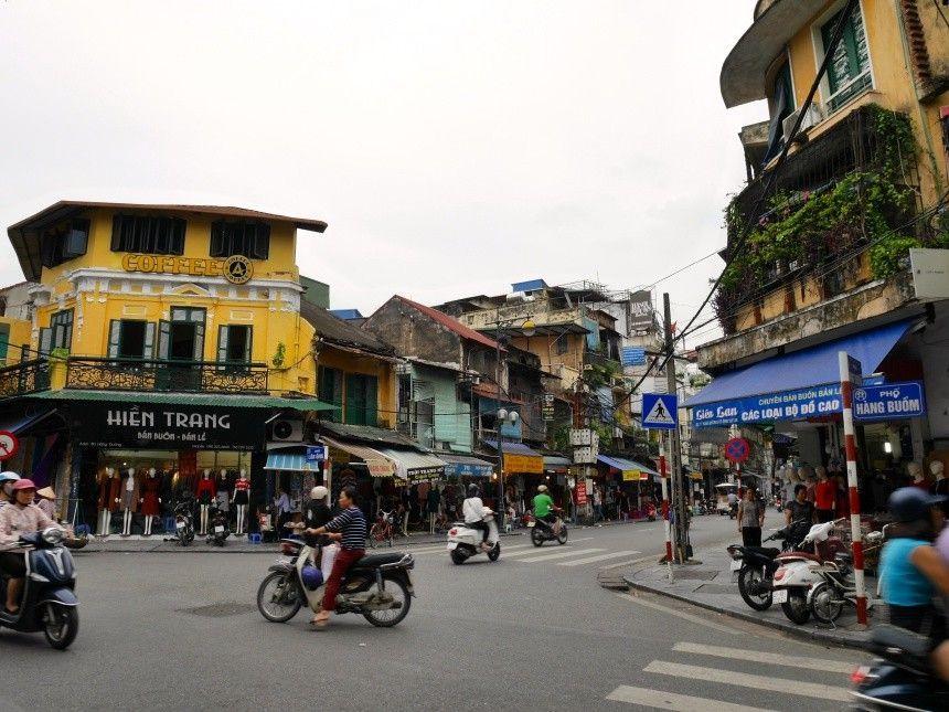Hanoi 5 old town